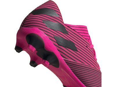 ADIDAS Fußball - Schuhe - Nocken NEMEZIZ Hard Wired 19.2 MG Rot
