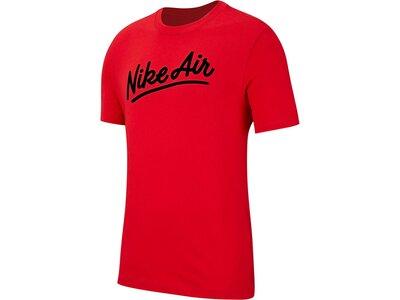 """NIKE Herren T-Shirt """"Air"""" Rot"""