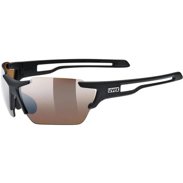 UVEX Radbrille Sportstyle 803, Größe ONE SIZE in Schwarz