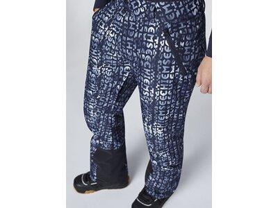 CHIEMSEE Skihose mit vorgeformten Kniepartien Blau