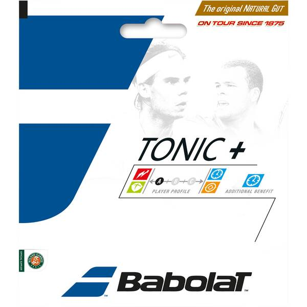 "BABOLAT Tennissaite ""Tonic +"""