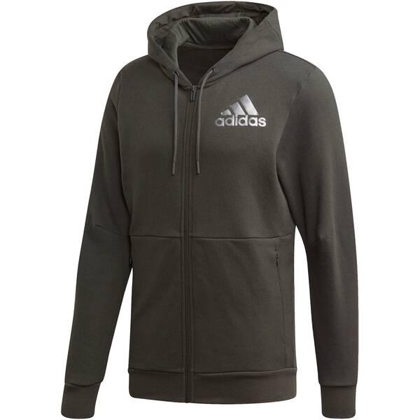 ADIDAS Herren Kapuzensweatjacke M Sid FZ | Bekleidung > Sweatshirts & -jacken > Sweatjacken | Adidas