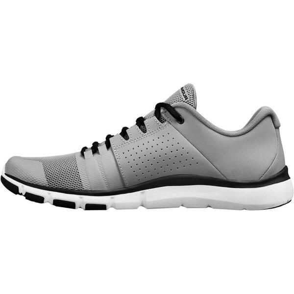 UNDER ARMOUR Herren Fitnessschuhe Strive 7 | Schuhe > Sportschuhe > Fitnessschuhe | Grau - Schwarz - Weiß | UNDER ARMOUR