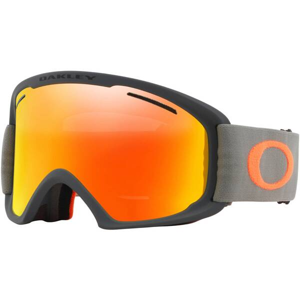OAKLEY Kinder Skibrille O Frame 2.0 XL Forged Iron Brush