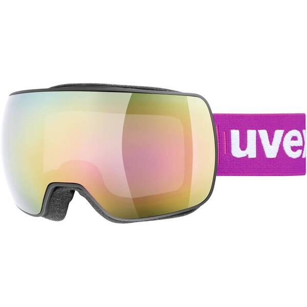"UVEX Damen Skibrille ""Compact FM"""