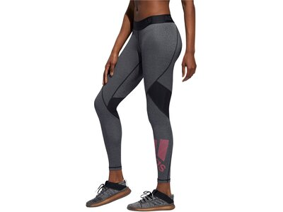 "ADIDAS Damen Fitness-Tights ""Alphaskin BOS"" Schwarz"