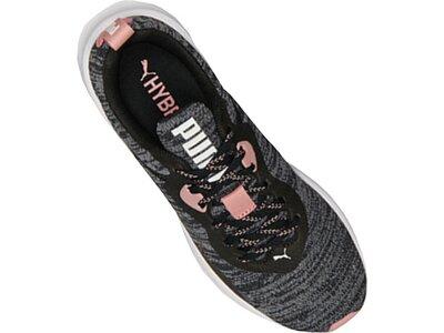 PUMA Running - Schuhe - Neutral Hybrid Fuego Knit Running Damen Grau