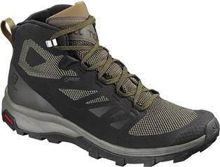 SALOMON Herren Schuhe OUTline Mid GTX® Bk/B