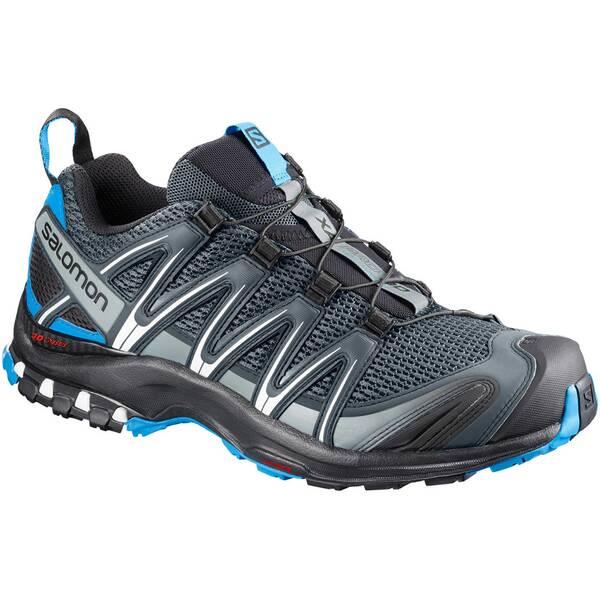 SALOMON Herren Walkingschuhe XA Pro 3D nachtblau/schwarz/hellblau | Schuhe > Sportschuhe > Walkingschuhe | Black | SALOMON