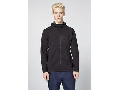 CHIEMSEE Powerstretch Jacke aus Defrost Material Schwarz