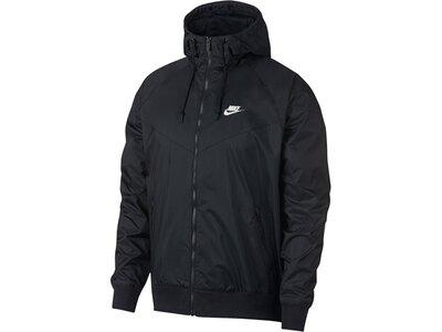 """NIKE Herren Jacke """"Sportswear Windrunner"""" Schwarz"""