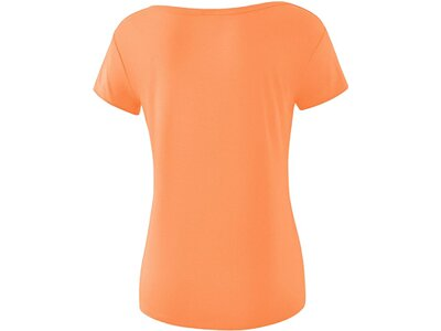 ERIMA Fußball - Teamsport Textil - T-Shirts Essential T-Shirt Damen Orange