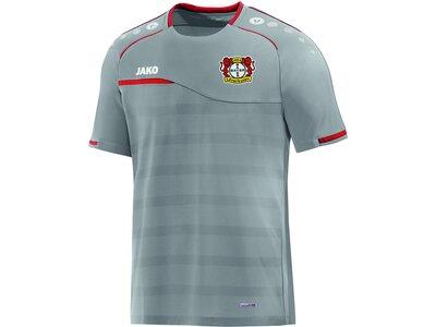 JAKO Herren B04 T-Shirt Prestige Grau