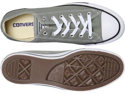 "CONVERSE Herren Sneaker ""Chuck Taylor All Star Ox"" Grau"