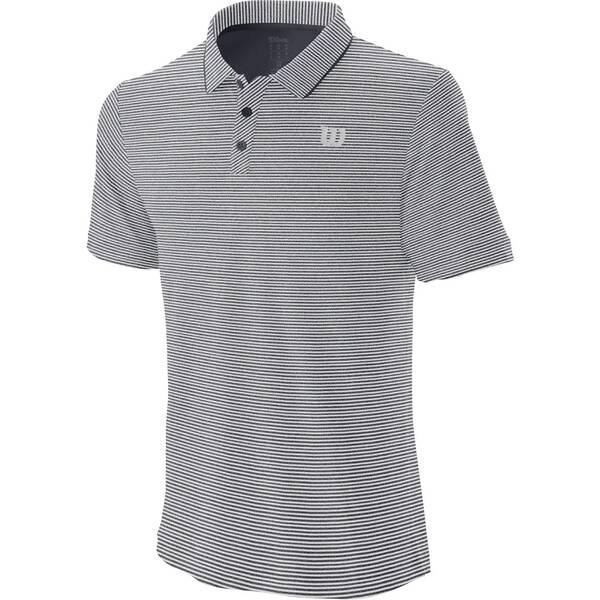"WILSON Herren Tennis-Poloshirt ""Training"" Kurzarm"