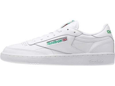 "REEBOK Herren Sneaker ""Club C 85"" Weiß"