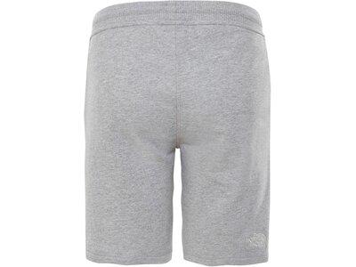 """THENORTHFACE Jungen Shorts """"Y Fleece"""" Grau"""