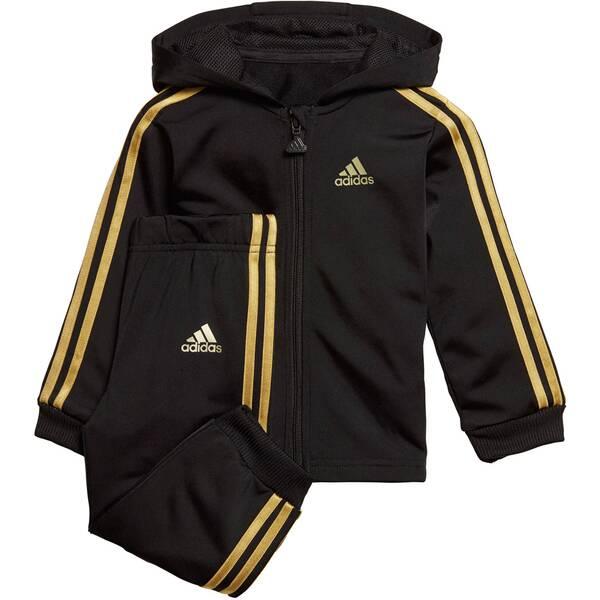 "ADIDAS Jungen Kleinkind Trainingsanzug ""Shiny Hooded"""