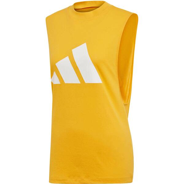 ADIDAS Damen Tanktop Graphic Muscle Tee