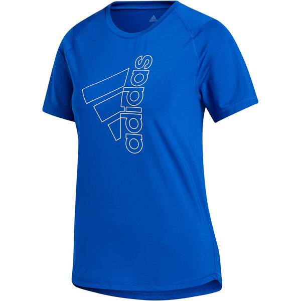 "ADIDAS Damen T-Shirt ""Tech Badge of Sports Tee"""