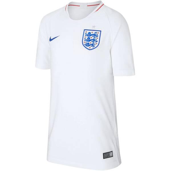 NIKE Kinder Fußballtrikot England Stadium Home WM 2018