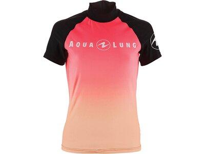 "AQUALUNG Damen Shirt ""Rashguard"" Pink"