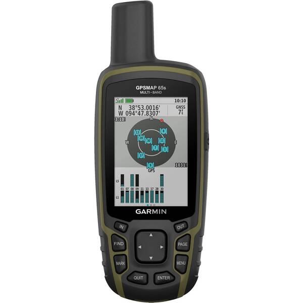 """GARMIN Outdoor Handgerät """"GPSMap 65S"""""""