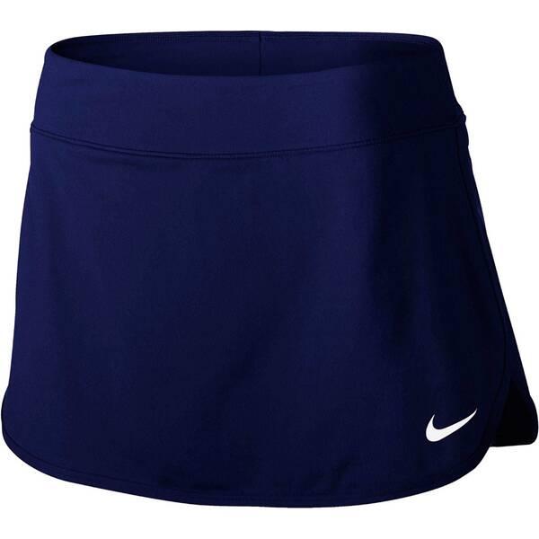 NIKE Damen Tennisrock Pure | Sportbekleidung > Sportröcke > Tennisröcke | Blue - White | Nike