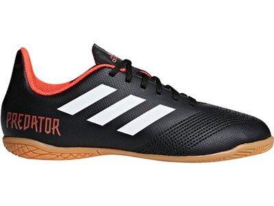 ADIDAS Kinder Fußballschuhe Predator Tango 18.4 IN Schwarz