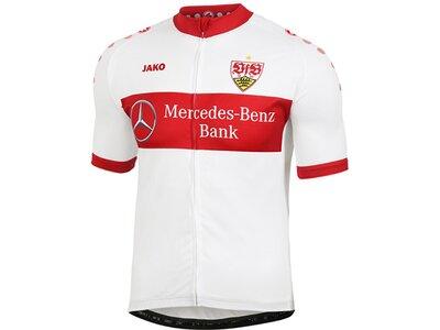 JAKO Herren VfB Fahrradtrikot Weiß