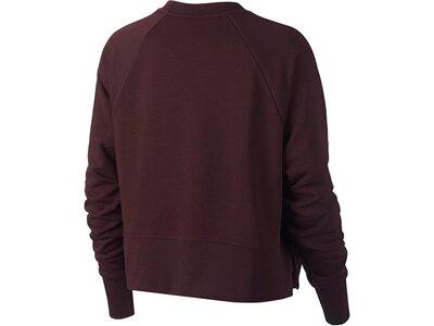 "NIKE Damen Sweatshirt ""Versa"" Grau"