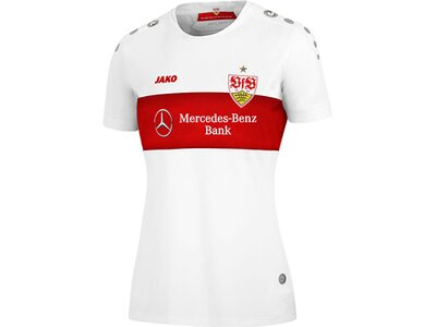 JAKO Damen VfB Trikot Home Damen Weiß
