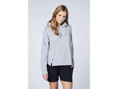 CHIEMSEE Sweatshirt einfarbig Grau