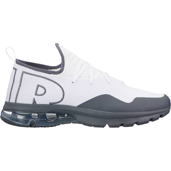 0ff4ab712b NIKE Herren Sneakers Air Max Flair 50 WHITE/DARK GREY-METALLIC SILVE