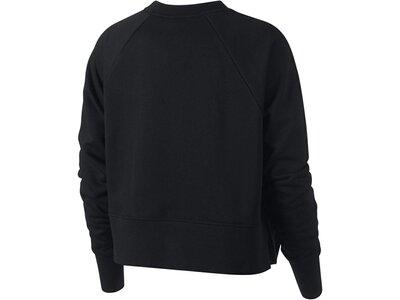 """NIKE Damen Sweatshirt """"Versa"""" Schwarz"""