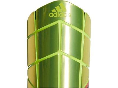 """ADIDAS Schienbeinschoner """"X Pro"""" Gold"""