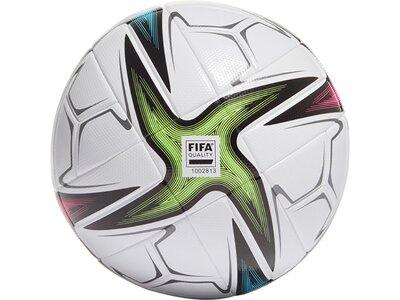 ADIDAS Equipment - Fußbälle Conext 21 LGE Trainingsball Grau