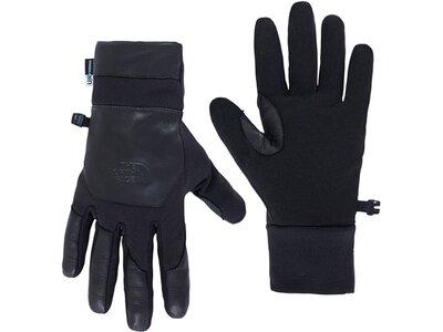 "THENORTHFACE Herren Lederhandschuhe ""Etip Leather Glove"" Schwarz"