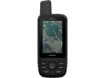 """GARMIN GPS-Ger?t """"GPSMap 66s"""" Silber"""