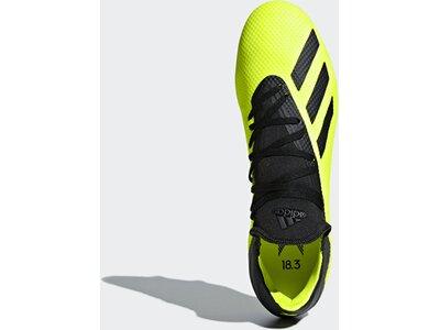 ADIDAS Herren Fußballschuhe X 18.3 SG Weiß