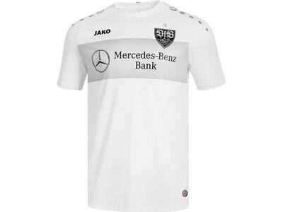 JAKO Herren VfB Teamline T-Shirt Weiß
