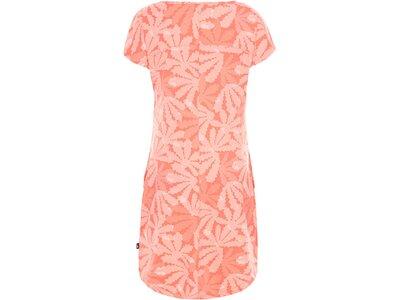 "THENORTHFACE Damen Kleid ""Loasis Tee Dress"" Pink"