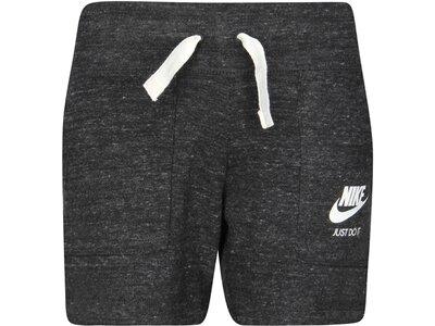 """NIKE Mädchen Sweatshorts """"Sportswear Vintage"""" Schwarz"""