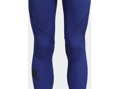 ADIDAS Herren Alphaskin Tech lange Tight Blau