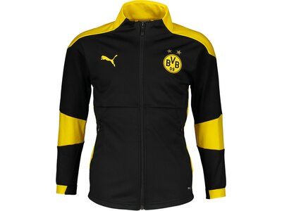 PUMA Replicas - Jacken - National BVB Dortmund Trainingsjacke Kids Schwarz