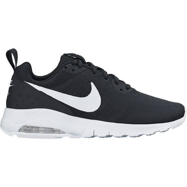 NIKE Damen Sneakers Air Max Motion Schwarz