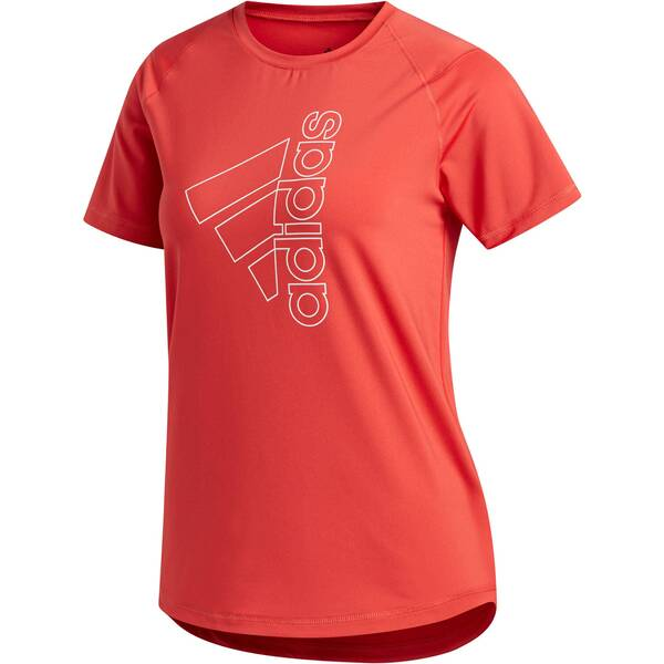 "ADIDAS Damen T-Shirt ""Tech Bos"""