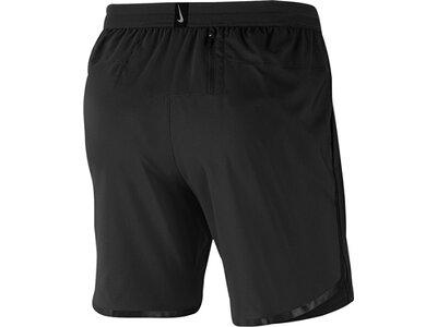 NIKE Running - Textil - Hosen kurz Flex Trainingsshort Schwarz