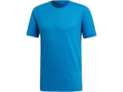 ADIDAS Herren Trainingsshirt Freelift Prime Blau