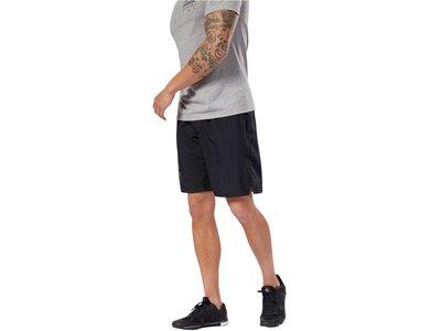 """REEBOK Herren Trainingsshorts """"Epic Lightweight Shorts"""" Schwarz"""